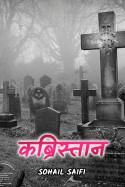 Sohail Saifi द्वारा लिखित  कब्रिस्तान बुक Hindi में प्रकाशित