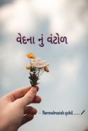 Gohil Narendrasinh દ્વારા વેદના નું વંટોળ ગુજરાતીમાં