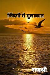 जिंदगी से मुलाकात by R.J. Artan in Hindi