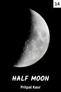 HALF MOON - 14