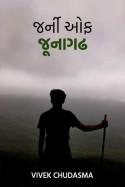 જર્ની ઓફ જૂનાગઢ by Vivek Chudasma in Gujarati
