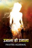 Pavitra Agarwal द्वारा लिखित  उजाला ही उजाला बुक Hindi में प्रकाशित