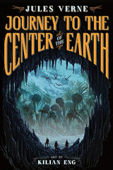 A JOURNEY TO THE CENTRE OF THE EARTH by Jules Verne in English