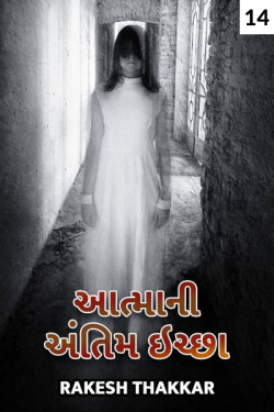 Aatmani antim ichchha - 14 by Rakesh Thakkar in Gujarati