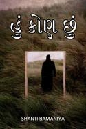 હું કોણ છું? by Shanti bamaniya in Gujarati