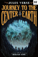 A JOURNEY TO THE CENTRE OF THE EARTH - 2 by Jules Verne in English