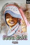 વિધવા હીરલી - 13 by અજ્ઞાત in Gujarati