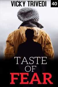 Taste Of Fear Chapter 40