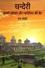चन्देरी, झांसी-ओरछा और ग्वालियर की सैर द्वारा  राज बोहरे in Hindi