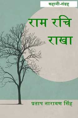 Ram Rachi Rakha - 6 - 10 - last part by Pratap Narayan Singh in Hindi