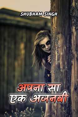Apna sa ek ajnabi by Shubham Singh in Hindi