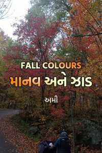 fall colours....માનવ અને ઝાડ