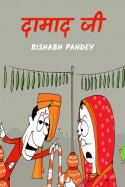 दामाद जी by RISHABH PANDEY in Hindi