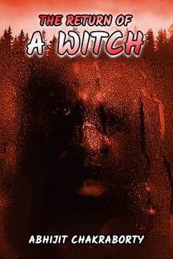 The Return of A Witch by Abhijit Chakraborty in English