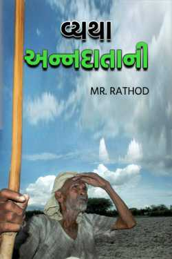 The suffering of the farmer by Mr.Rathod in Gujarati