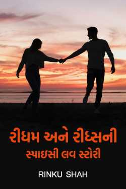 Ridham ane rids ni spice love story - 13 by Rinku shah in Gujarati
