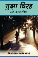 तुझा विरह - एक काव्यसंग्रह - भाग 1 by Pradnya Narkhede in Marathi