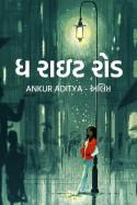 ધ રાઇટ રોડ - 1 by Ankur Aditya અલિપ્ત in Gujarati
