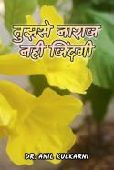 Dr.Anil Kulkarni यांनी मराठीत तुझसे नाराज नही जिंदगी...