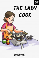 THE LADY COOK - 7 by Uplifted in English