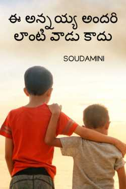 This Brother Is Unlike Others by Soudamini in Telugu
