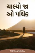 ચાલ્યો જા ઓ પથિક by SUNIL ANJARIA in Gujarati