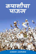 siddhi chavan यांनी मराठीत कपाशीचा पाऊस...