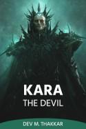 KARA (THE DEVIL) - 1 by Dev .M. Thakkar in English