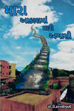 My agassi in my sky by C.D.karmshiyani in Gujarati