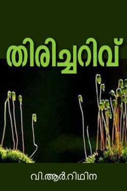 REALIZATION by Ridhina V R in Malayalam