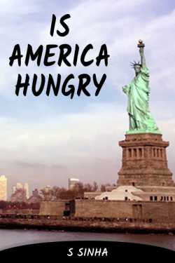 Is America Hungry by S Sinha in English