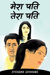 मेरा पति तेरा पति द्वारा  Jitendra Shivhare in Hindi