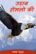 Mohit Rajak द्वारा लिखित  उड़ान होंसलो की बुक Hindi में प्रकाशित