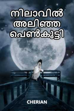 The girl dissolved in moonlight by CHERIAN in Malayalam