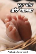 Prabodh Kumar Govil द्वारा लिखित  पूत पांव और पालना बुक Hindi में प्रकाशित