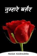 तुम्हारे बग़ैर by Arjun Allahabadi in Hindi