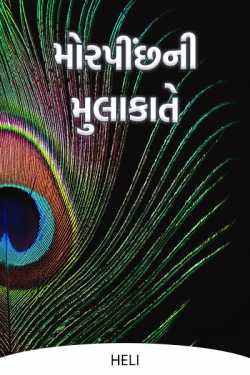 Morpichh ni mulakate by Heli in Gujarati