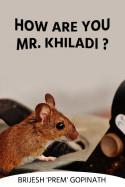 BRIJESH 'PREM' GOPINATH द्वारा लिखित  How are you, Mr. Khiladi ? बुक Hindi में प्रकाशित