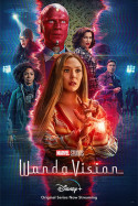 Popcorn: Review - WandaVision by Anil Patel_Bunny in English