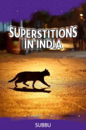 SUPERSTITIONS IN INDIA by Subbu in English