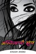 Khushi Dhoke..️️️ यांनी मराठीत अस्तित्वाची झुंज..