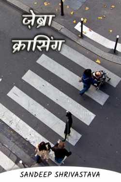 Sandeep Shrivastava द्वारा लिखित  ज़ेब्रा क्रासिंग बुक Hindi में प्रकाशित