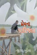 પ્રેમનાં પારિજાત by jigar bundela in Gujarati