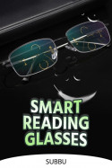 SMART READING GLASSES by Subbu in English