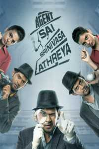 Popcorn: Review - Agent Sai Srinivasa Athreya