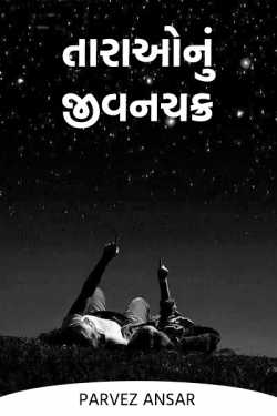 Life cycle of Stars by Parvez Ansar in Gujarati