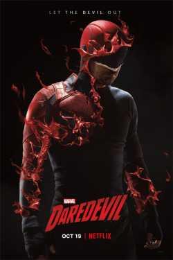Popcorn: Review - Daredevil by Anil Patel_Bunny in English