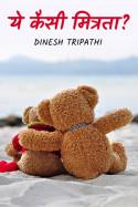 Dinesh Tripathi द्वारा लिखित  ये कैसी मित्रता? बुक Hindi में प्रकाशित