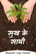 Bhupendra Singh chauhan द्वारा लिखित  सुख के साथी बुक Hindi में प्रकाशित