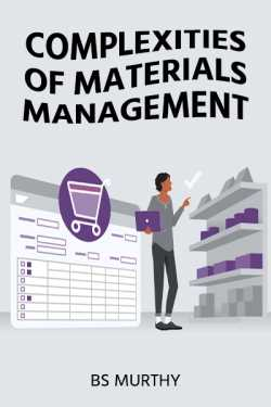 Complexities of Materials Management by BS Murthy in English